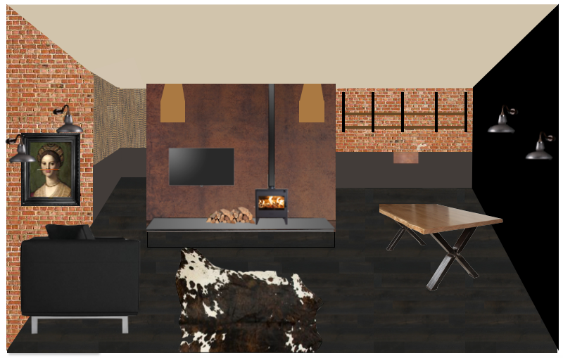 Living Room Design - The Old Forge York