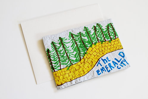 Recycled Paper Cards