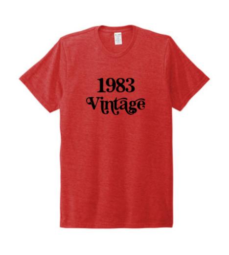 1983 Vintage