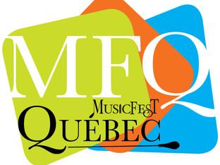 MusicFest Québec : de l'or pour tous!