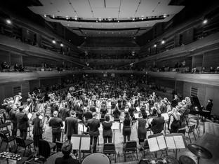 Une soirée au concert : une question de point de vue