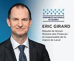 M. Éric Girard et la Fondation du Triolet