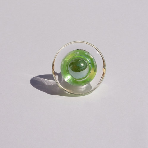 RING・LIME GREEN
