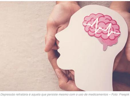 Pesquisa da USP busca pacientes com depressão refratária