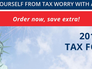 Order 2017 Tax Forms and Save!