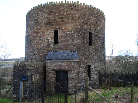 Nantyglo Roundhouses - Riots, masters and men.
