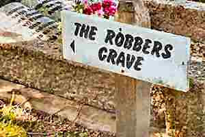 The Robber's Grave