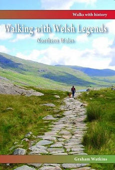 graham watkins author, welsh legends and myths