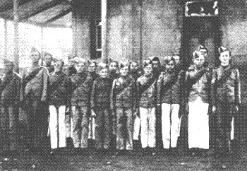 Mafeking Cadets