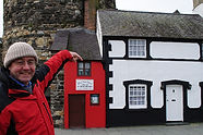 The Smallest house in Wales, Conwy