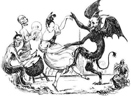 The Dancing Innkeeper.