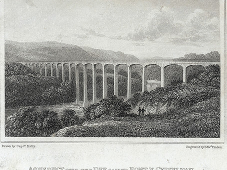 Thomas Telford's sense of humour