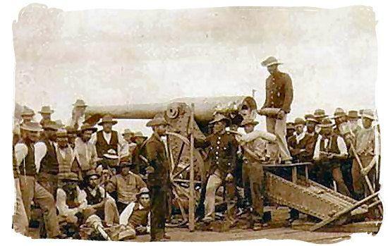 Boer Long Tom