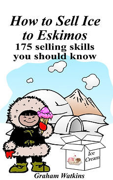 How to Sell ice to Eskimos, Graham Watkins author