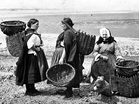 The Cockle Women of Penclawdd
