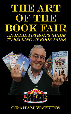 The Art of The Book Fair - A guide explaining how to sell books.