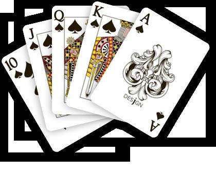 Robert Llwyd Hari's Card Game