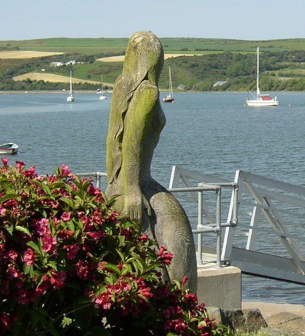 The Mermaid of Cemaes Head