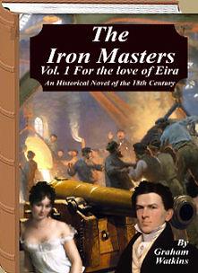 The Iron Master, Graham Watkins author