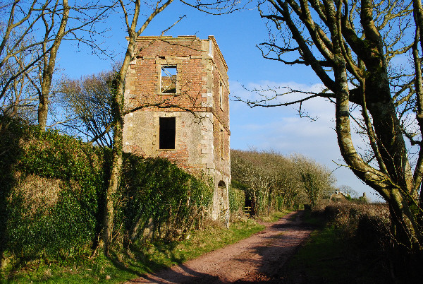 Orielton Banqueting Tower
