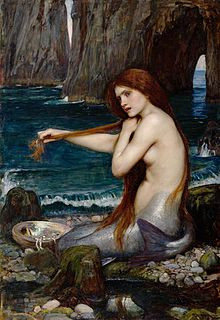 The Mermaid of Cemaes Head