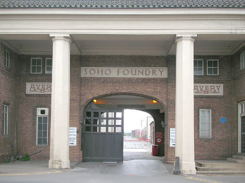 Soho Foundry