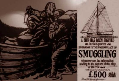 The Salt Smugglers of Mawddach