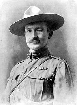 Robert Stephenson Smyth Baden-Powell, 1st Baron Baden-Powell died this day in 1941 in Nyeri, Kenya.
