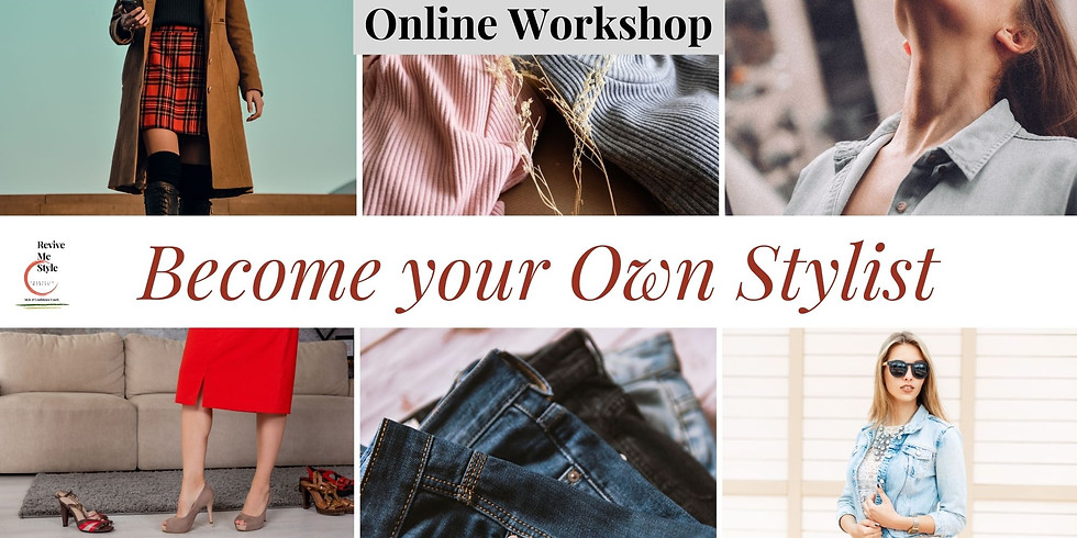 Become your Own Stylist
