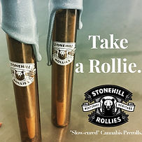 stonehill rollies take a rollie