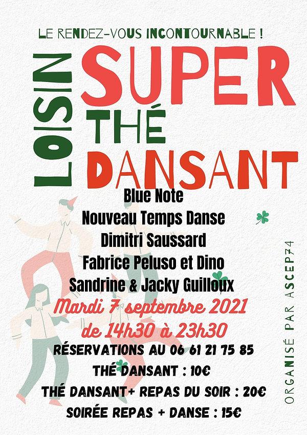 Poster Saint-Patrick illustré danseurs rouge,blanc,vert.jpg