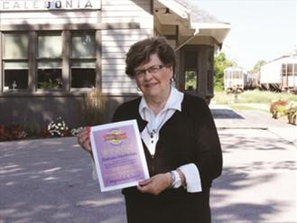 Readers vote Barbara Martindale as best columnist