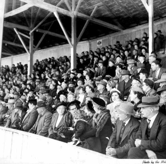 Grandstands 1950s