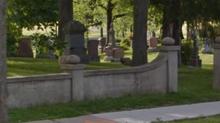 Caledonia's Historic Cemetery Fence