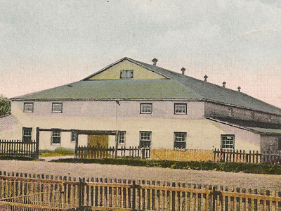 The Caledonia Arena- 1924