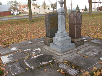 Transcribing Cemeteries