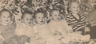Quadruplets born in 1986
