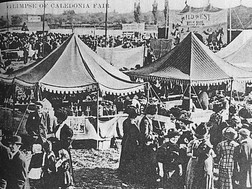 Glimpse of Caledonia Fair