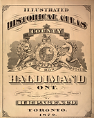 Books- Caledonia History, Caledonia Archives