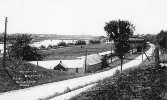 Fairgrounds 1920s