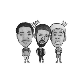 CHANCE THE RAPPER, DRAKE, TYLER THE CREATOR.