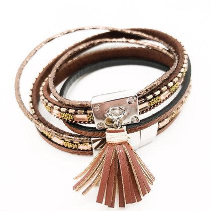 Bracelet multiliens fantaisie Accessoire Studio accessoires