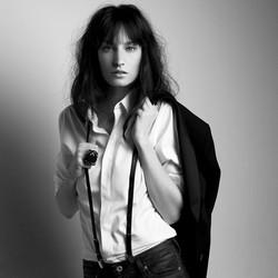 Vincent Besnault - Série Vinyl - Inspiration Patty Smith