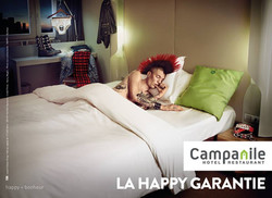 Ilario Magali / Campanile