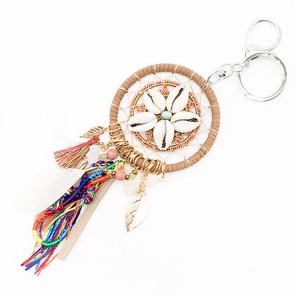 Porte clé Attrape rêve Accessoire Studio Accessoires