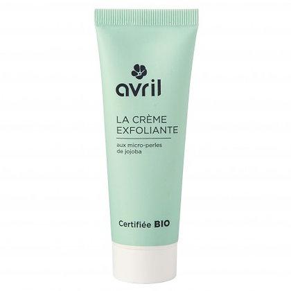 accessoire studio avril exfoliant bio accessoires soin visage