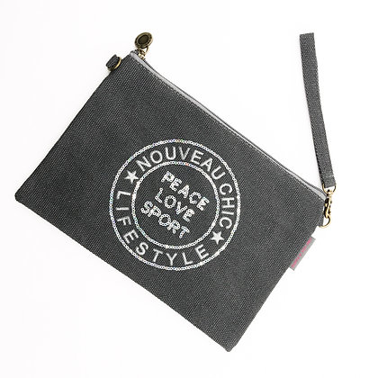 accessoire studio pochette toile accessoires mode sac