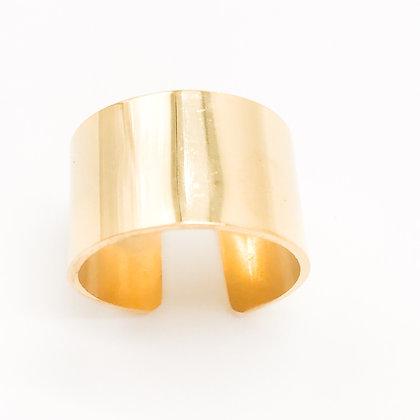 Bague jonc doré Accessoire studio De jolis accessoires mode