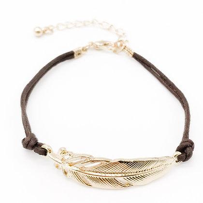 Bracelet plume Accessoire Studio accessoires