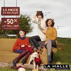 La Halle - Havas